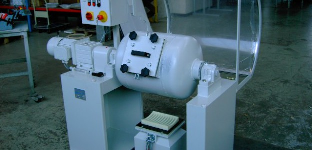 Steel ball mill type SKTM60